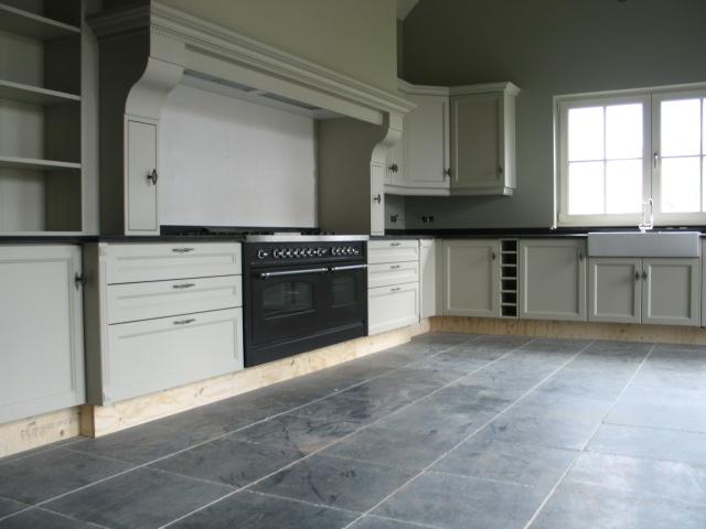 Vloertegels Keuken Landelijk : keuken, landelijk, verouderde kanten ...