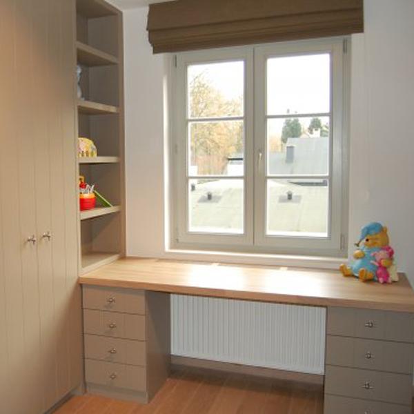 zes ideeen voor de ideale bureau inrichting sd sd schrijnwerkerij. Black Bedroom Furniture Sets. Home Design Ideas