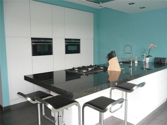Keukens sd schrijnwerkerij interieurbouw sd schrijnwerkerij - Moderne keukenfotos ...