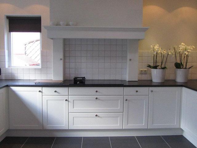 Landelijk Geel Keuken : Realisaties landelijke keukens sd schrijnwerkerij
