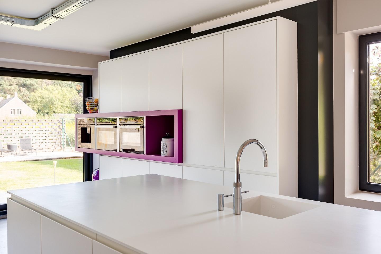 Geel De Keuken : Uitvoering moderne keuken te geel sd schrijnwerkerij sd