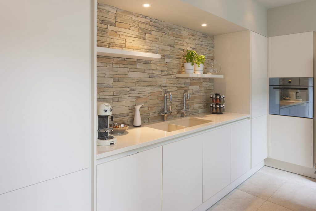 Geel De Keuken : Keuken renovatie in geel sd schrijnwerkerij interieurbouw sd