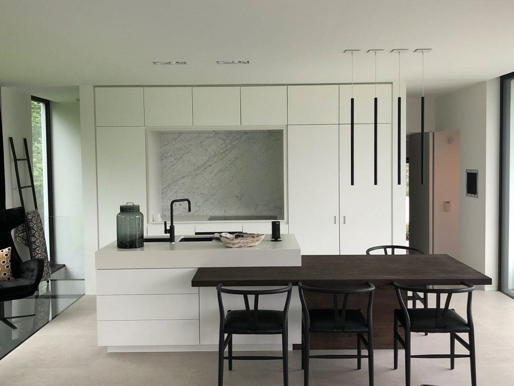 De moderne keuken sd schrijnwerkerij interierubouw sd