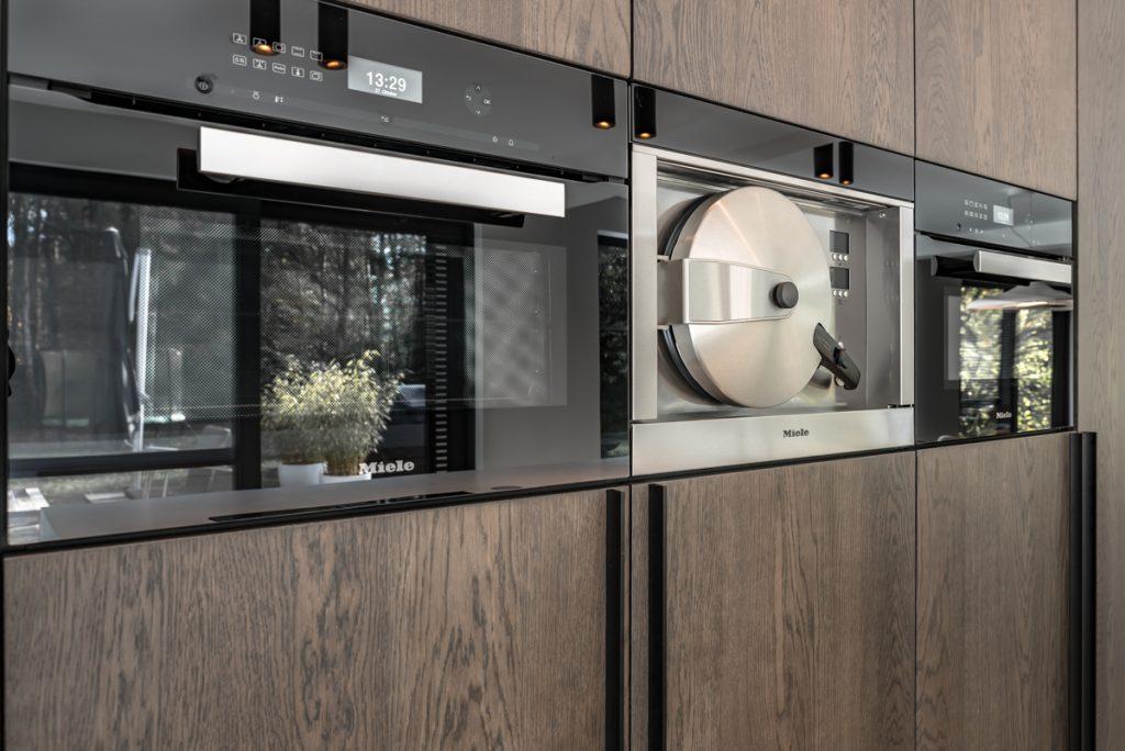Modern keuken te Keerbergen